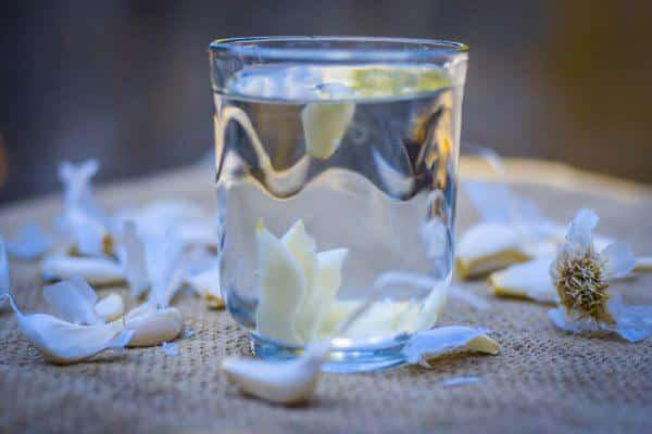 agua de ajo