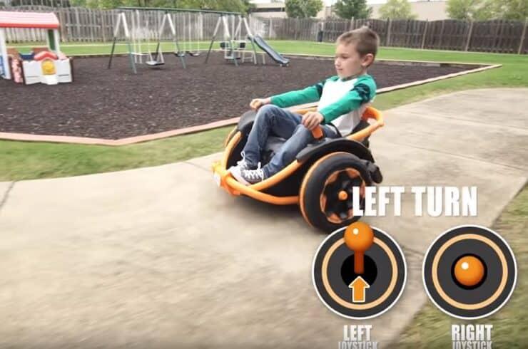 silla de ruedas robotica