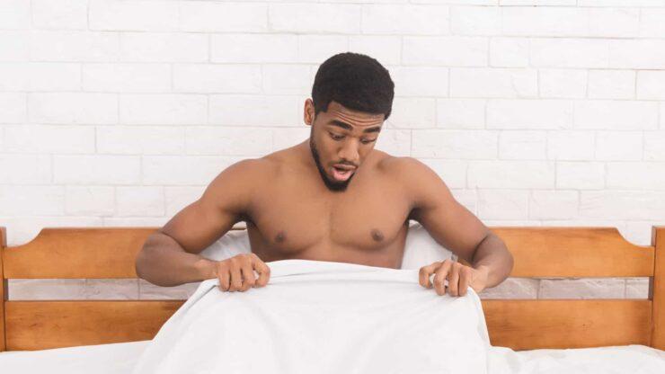 erección matinal