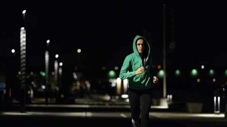 entrenamiento nocturno