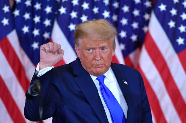 Donald Trump planea iniciar una nueva empresa de medios digitales en EEUU