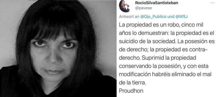 Rocio Silva Santisteban