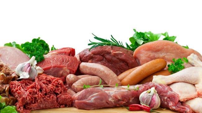 carnes rojas