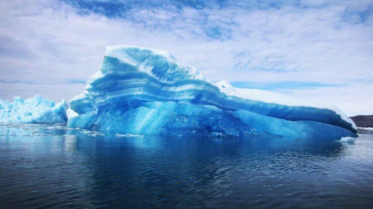 salvar hielo ártico
