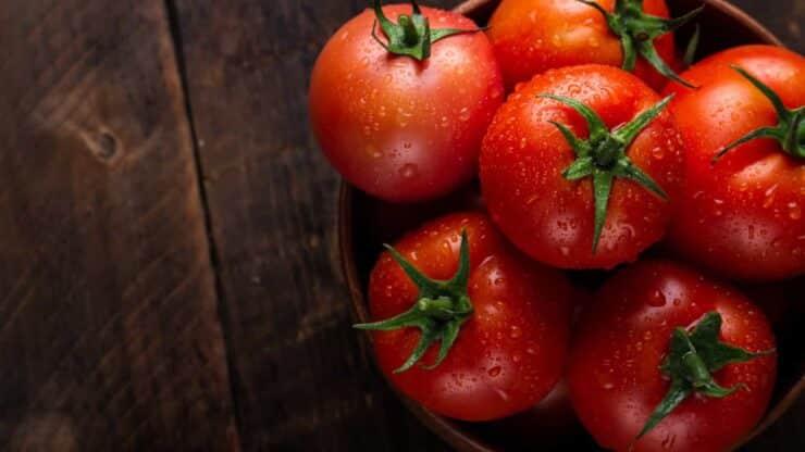conservar tomates