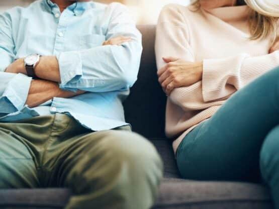 actitudes tóxicas en una relación