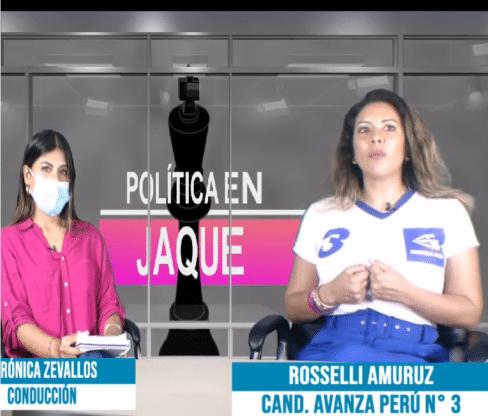 Entrevista a Rosselli Amuruz