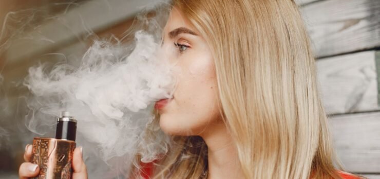 Los vapes con nicotina tienen potencial para reducir el tabaquismo, según un estudio
