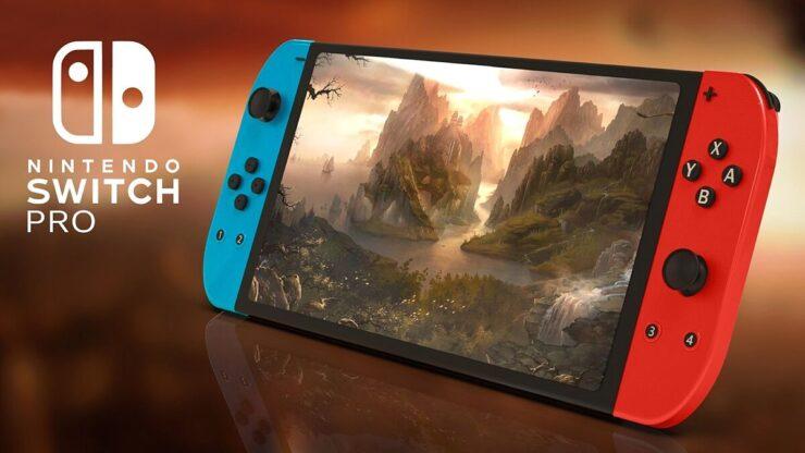 Nintendo Switch Pro podría ser lanzado en septiembre, dice sitio web