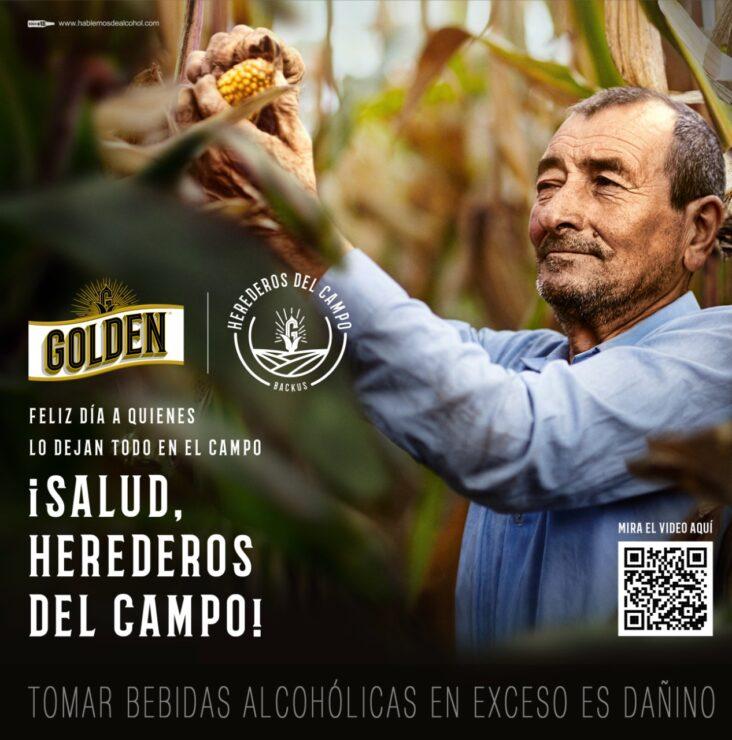 Día del Agricultor -Golden