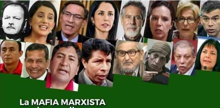 la mafia Comunismo
