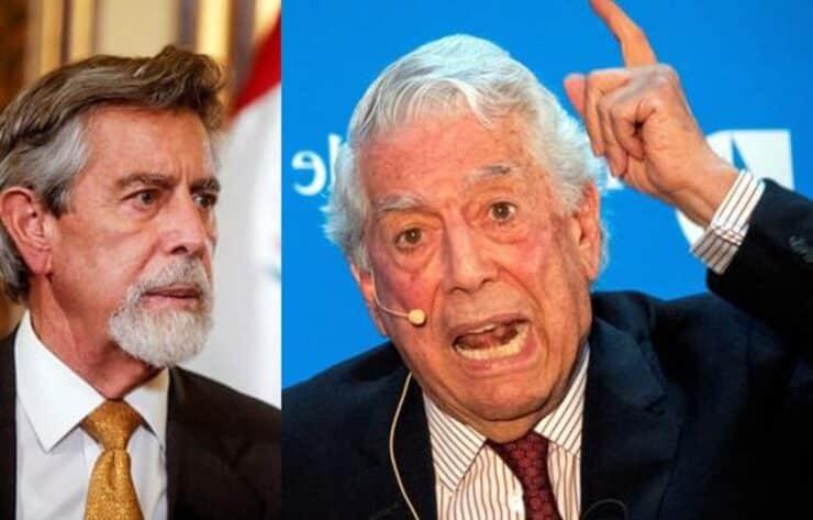 Sagasti y Vargas Llosa