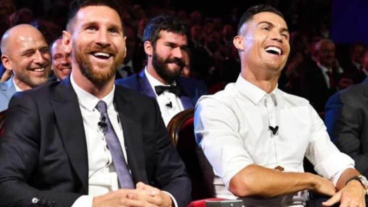 Messi libre y CR7 en lío de disputa con el mercado pero deben permanecer en sus clubes